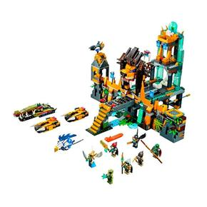Chi Tribu El Del 70010 Legends De Lego Templo La León Of Chima 0mnwvN8O