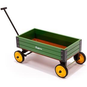 Baghera Verde De Vagoneta Madera Vagoneta LUzSVGMpqj