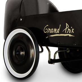Color Pedales Grand Prix Coche A Negro Baghera j5R34AL