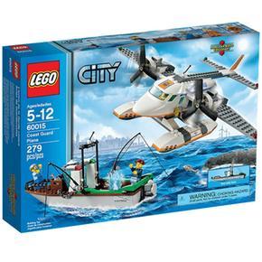 City Avión Guardacostas Lego
