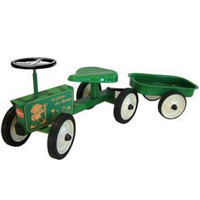 Tractor Con Remolque Baghera