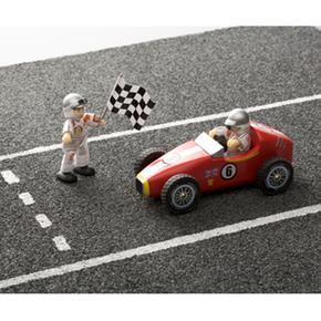 Racer Budkins Retro De Redspannbsp; Carreras nbsp;coche Maderaspan CdBxeorW
