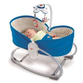 Rocker Azul En Color Hamaca Napper 3 Love Tiny 1 ZTOXPuki