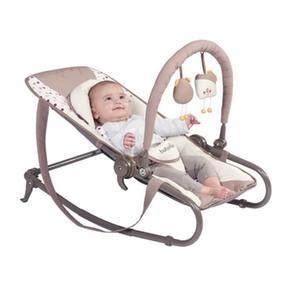 Hamaquita Bubble Marfil Y Topo Baby Moov