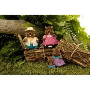 Castoresspan Familyspannbsp; Familia nbsp;animalitos Waterwaggles Camomille Beaver sdCQhrt