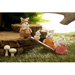nbsp;animalitos Conejosspan Familyspannbsp; Camomille Familia Hoppingoods Rabbit WHIY2D9E
