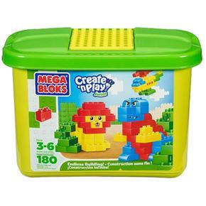 Contenedor Value3 Piezas Bloks 180 Mega wOPkn0