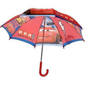Mcqueen Infantil Rayo Cars Paraguas Rojo 1JcTlFK3