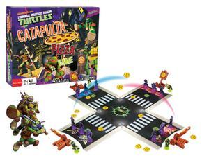 Tortugas Catapulta Juego Tortugas Ninja Pizza Ninja m8n0wN