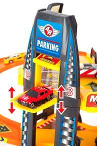 Parking Plantas 4r Automático2 Ascensor 3 Coches CxedBo