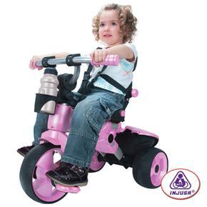 Evolutivo Injusa Triciclo City Rosa SVpLzMqUG