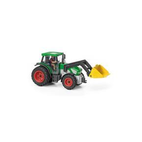 Ffa Tractor-conductor / Tractor-driver