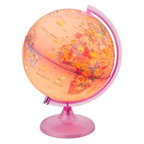 Enspannbsp; World Animales Luzspan Pink nbsp;globo Globe Animals Terráqueo byvYf7gI6m