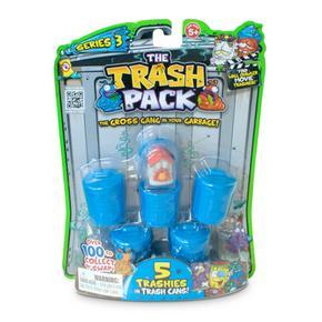 Trash Basurillas Figuras S3 Pack Basuras Con 5 Blister 80XOPknw