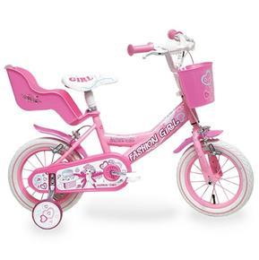 Bicicleta 12″ Rosa