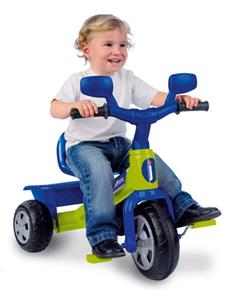 Toldo Juguettos Triciclo Con Plus Baby Music nwk08OPX
