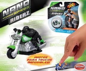 Nano Speed Moto Ridez