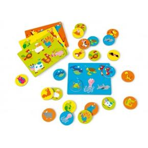 Tazos De Animales Scratch