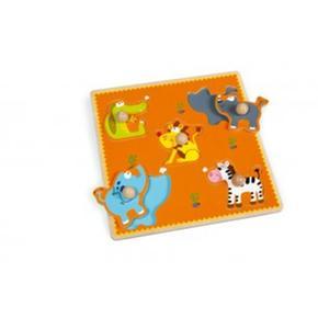 Infantil Animales De Puzzle Puzzle Infantil Animales Scrath De 0vmN8nw