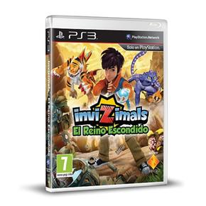 Ps3 – Invizimals El Reino Escondido