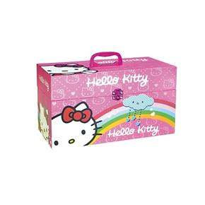 Maletín Fantasía Kitty Pizarra Maletín Fantasía Kitty Hello Hello v6bfyY7g