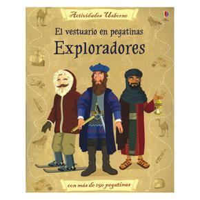 Vestuario En Pegatinas: Exploradores