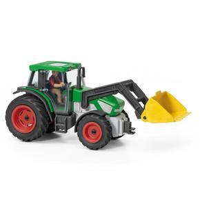Tractor Con Conductor. Schleich