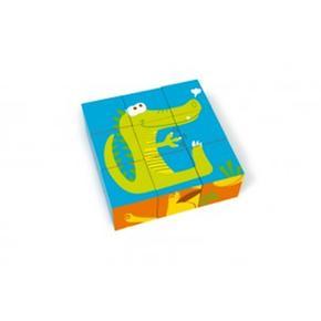Infantil Animales Puzzle Puzzle Infantil Bloques De De Bloques PXiOZkuT