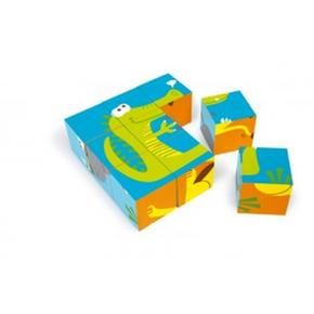 Animales Puzzle Puzzle Bloques De Infantil sxthQrCd