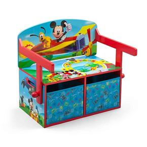 Mickey Mouse – Pupitre 3 En 1 Mickey