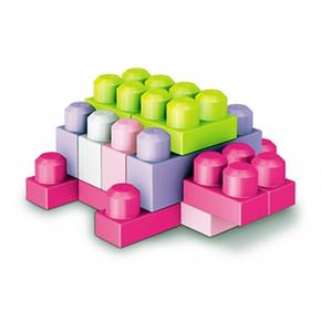 Maxi Bolsa Rosa Bloks 60 Piezas Mega 6yvYbf7g