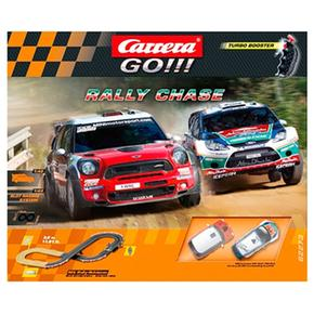Carrera Go – Rally Chase – Mini Dani Sordo + Ford Fiesta