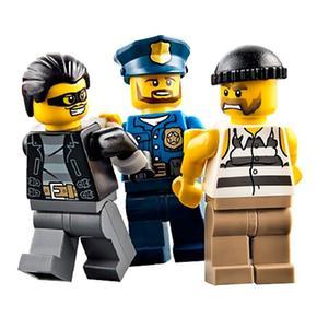 Lego Policía De City Canina Unidad 60048 FJcTlK1