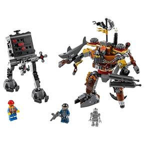 Lego Película Duelo Gris La Barba 70807 Contra F1c5ulJ3TK