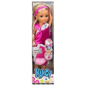 Nancy Vestido Decora Su Muñeca Rosa 1JlcTFK