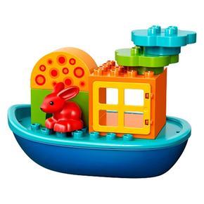 Lego Para 10567 Set Bebés Construcción Barcos De Duplo kTuOPXZi