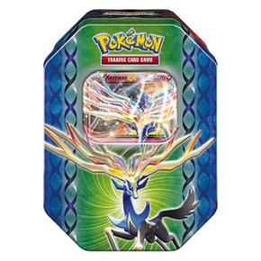Xy Sping Pokémon Caja Metálica Modelos 2014varios AR4j35qL