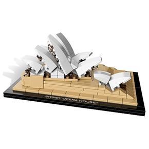 Ópera Lego De Sídney Architecture 21012 Y7gb6yf