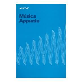 Bloc De Música Folio Appunto