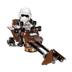 Star Wars Lego Ewok 10236 Poblado 1clJFK