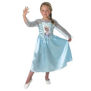 Clásico Disfraz Infantil Elsa Frozen Talla M yvgbf76YIm