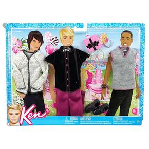 Modas Ken Modas Set Barbie De Ken Set Barbie Set De Barbie De rBxdoeC