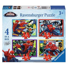 4 1 Puzzle En Spiderman Ravensburger tsQrxhdCBo