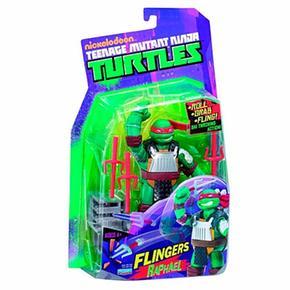 Figura Tortugas Figura Figura Flingers Ninja Flingers Raphael Tortugas Tortugas Raphael Ninja Ninja vN0n8wm