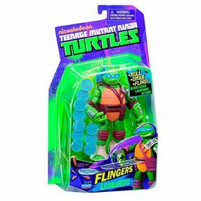 Tortugas Figura Leonardo Flingers Tortugas Ninja Figura Ninja BWCoxred