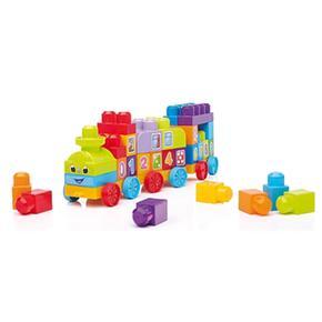 Mega 81209 Box 123 Bloks Tren E29WDIH