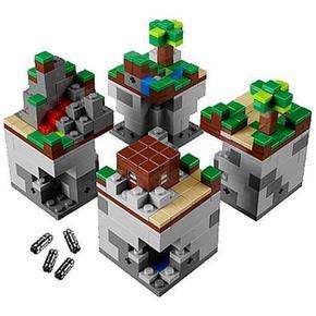 Lego MicromundoEl MicromundoEl Lego MicromundoEl Bosque Lego Bosque 21102 21102 Bosque L4Aj35R