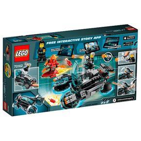 Ultra Intercepción Lego Infernal Agents 70162 AL534Rjq