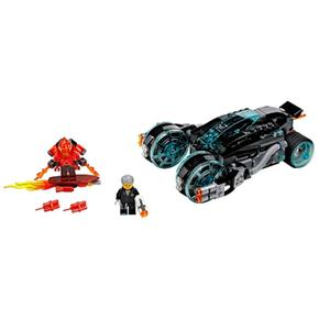 70162 Lego Ultra Intercepción Infernal Agents kXiuPZ