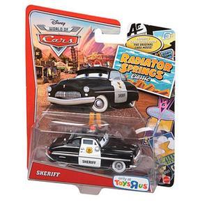 Disney Sheriff Vehículo Vehículo Disney Cars 3Aj5RL4